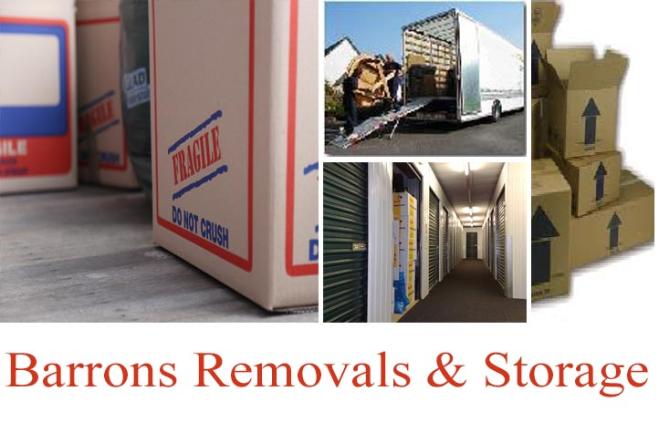 Barrons House Removals Shipley