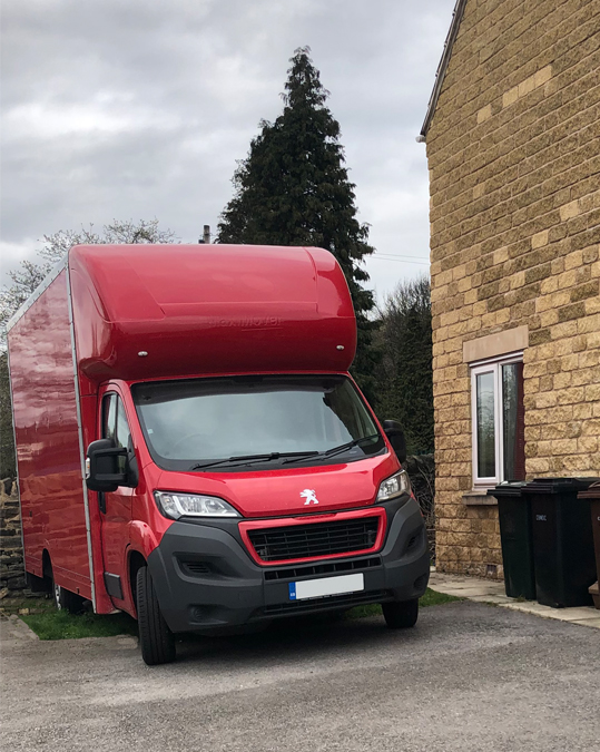 Barrons House Removals Bradford